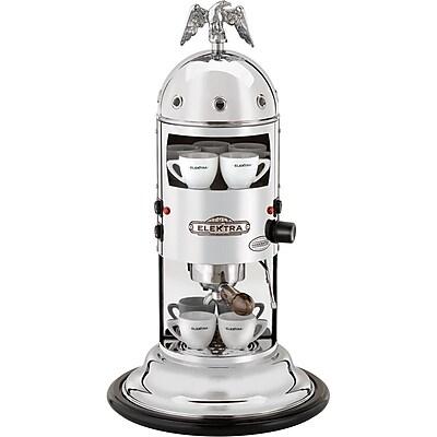 Elektra Mini Verticale Espresso Machine; Chrome