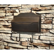 Special Lite Products Wall Mounted Mailbox; Copper
