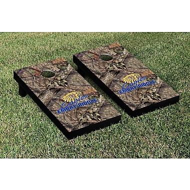 Victory Tailgate NCAA Mossy Oak Version Cornhole Game Set; EmbryG Riddle Daytona Eagles