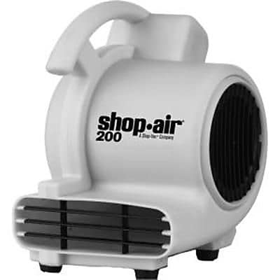 Shop-Vac Shop-Air 200 cfm Air Mover, Yellow (1030300) 2109666
