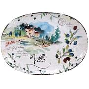 Certified International Villa Platter