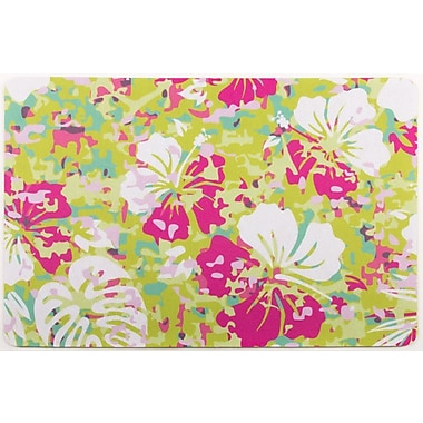 Island Girl Home Tropical Key West Tropical Doormat