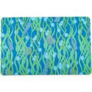 Island Girl Home Coastal Seaweed Floor Mat