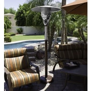 AZ Patio Heaters 41,000 BTU Natural Gas Patio Heater