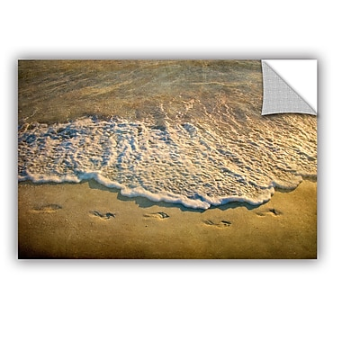 ArtWall At Waters Edge by Antonio Raggio Art Appeelz Removable Wall Mural; 24'' H x 36'' W x 0.1'' D