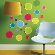 Wallies 3-D Dots Wall Decal