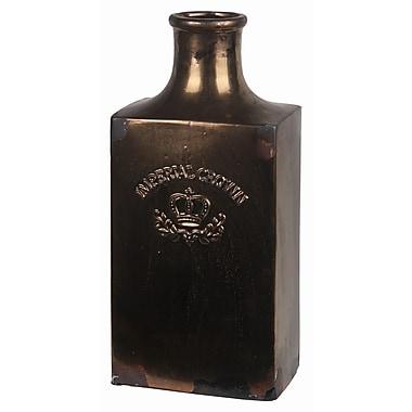 Privilege Ceramic Imperial Crown Vase; Large