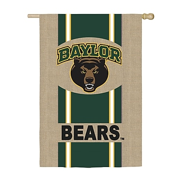 Evergreen Enterprises, Inc University Flag; Baylor University