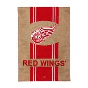 Evergreen Enterprises, Inc Gar Banner Flag; Detriot Red Wings