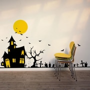 Pop Decors Halloween Wall Decal