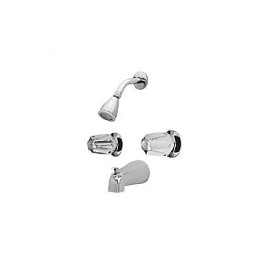 Pfister 03 Series Double Handle Tub and Shower Trim IP Verve