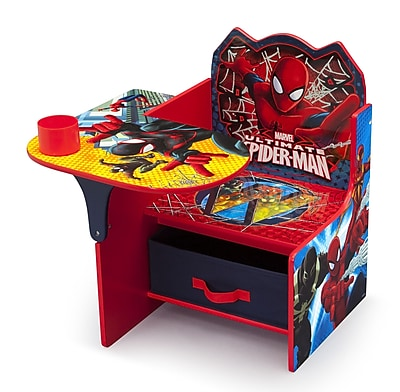 Delta Children Spider-Man Kids Novelty Chair WYF078277987571