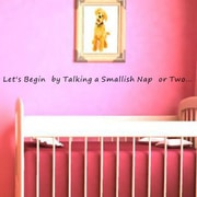 Pop Decors Let's Begin- Winnie the Pooh Wall Decal