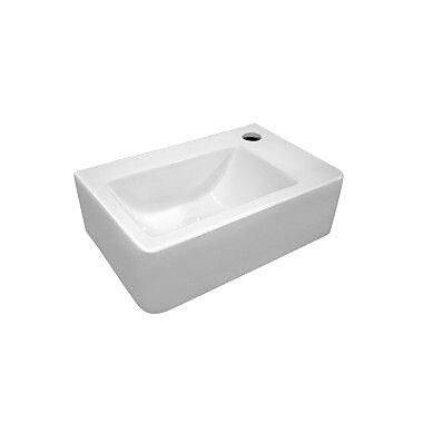 Whitehaus Collection Isabella 14.75'' Wall Mount Bathroom Sink