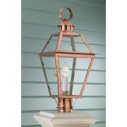 Norwell Lighting Old Colony Outdoor 1-Light Lantern Head
