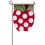 Evergreen Enterprises, Inc Deeanna Apple Garden Flag