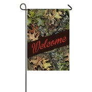 Evergreen Enterprises, Inc Welcome Garden Flag