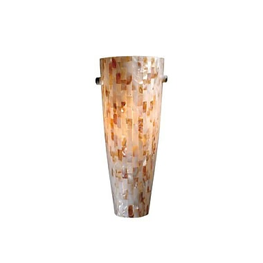 Vaxcel Milano 1-Light Wall Sconce