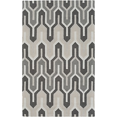 Artistic Weavers Impression Sarah Hand-Tufted Gray Area Rug; 9' x 13'