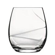 Luigi Bormioli Aero 13.5 oz. Stemless Wine Glass (Set of 6)