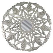 Fetco Home Decor Laun Wall Mirror