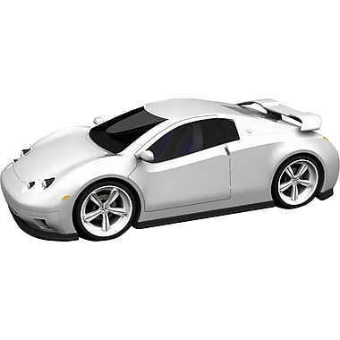Wallhogs Concept Car Cutout Wall Decal; 15'' H x 36'' W