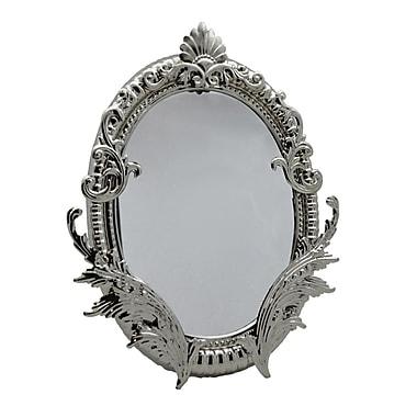 Three Star Baroque Wall/Table Mirror