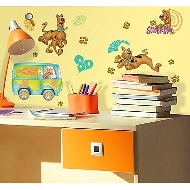 Wallhogs Scooby Doo Cutout Wall Decal