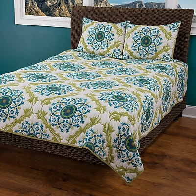 Wildon Home Damisi Quilt; King