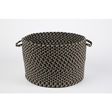 Wildon Home Brenn Basket; Forest Green