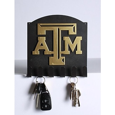 HensonMetalWorks Collegiate Classic Key Holder; Texas A&M