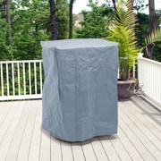 BudgeIndustries All-Seasons Square Smoker Cover - Fits up to 29''; Blue