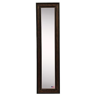 Rayne Mirrors Molly Dawn Country Panel Mirror; 37.5'' H x 9.5'' W