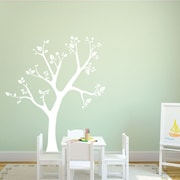 SissyLittle Tilted Tree Wall Decal