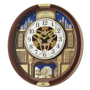 Seiko Melodies In Motion Garland Musical Wall Clock