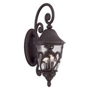 Acclaim Lighting Capri 1-Light Outdoor Wall Lantern
