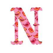 WallCandy Arts Luv Letters ''N'' Wall Decal; Birds