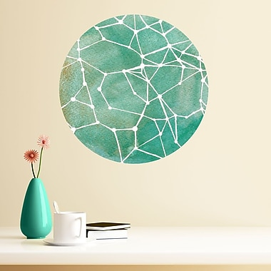My Wonderful Walls Teal Constellations Wall Decal; Small