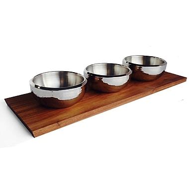 NMN Designs Ciocco 4 Piece Serving Bowl Set