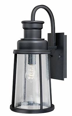 Vaxcel Coventry 1-Light Outdoor Wall Lantern; 18.5'' W x 10'' W