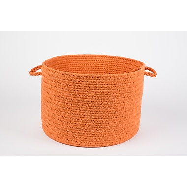 Wildon Home Brenda-Lee Basket; Mango