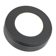 American Lighting LLC Omni LED Under Cabinet Puck Light; Black