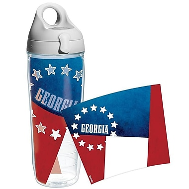 Tervis Tumbler American Pride Georgia Flag Colossal Water Bottle