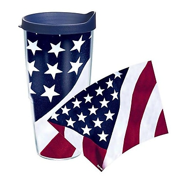Tervis Tumbler American Pride American Flag Colossal Tumbler; 24 oz.