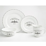 222 Fifth Table Graces 16 Piece Dinnerware Set