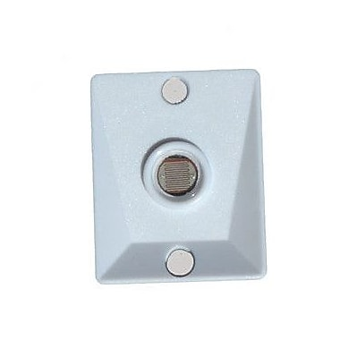 Acclaim Lighting Quik-Change Photocell Timer; White