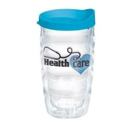 Tervis Tumbler Celebrate Life Healthcare Wavy 10 oz. Plastic Every Day Glass; Yes