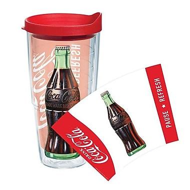 Tervis Tumbler Coca-Cola Coke Vintage Tumbler; 24 oz.