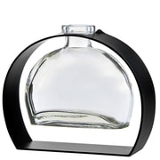 Couronne Figi Table Vase; Clear