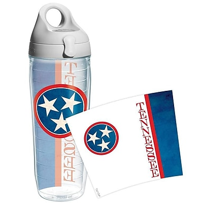 Tervis Tumbler American Pride Tennessee Flag Colossal Water Bottle Plastic